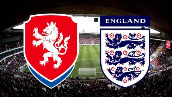 Матч Чехия — Англия