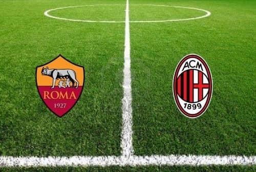Матч Рома — Милан