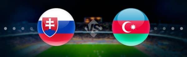 Матч Словакия — Азербайджан