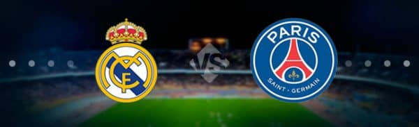 Матч Реал Мадрид — ПСЖ