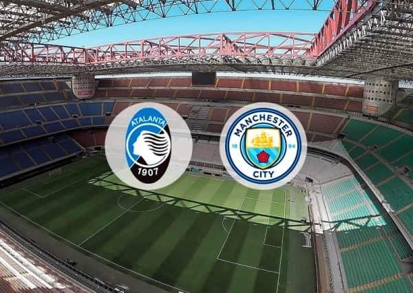 Матч Аталанта — Манчестер Сити