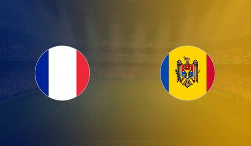Матч Франция — Молдавия
