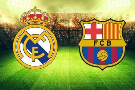 Матч Реал Мадрид — Барселона
