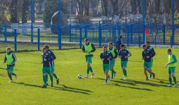 Матч Городея II — Динамо Минск II